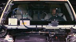 Volvo разбила новый кроссовер XC40