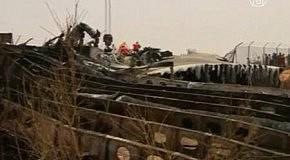 В авиакатастрофе в Ливии выжил ребёнок