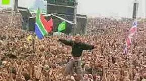 Papa Roach - Dead Cell(Live 10.06.2007)