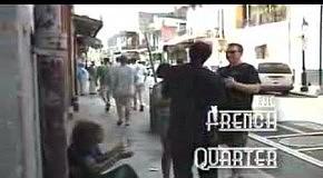 Французкий квартал: Новый Орлеан