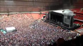 В Лондоне 60 тысяч человек спели Bohemian Rhapsody - Queen