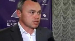 Бизнесмен Евгений Черняк. Интервью