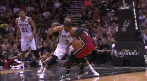 Топ-5 моментов NBA за 5 июня 2014