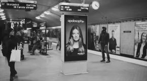 Впечатляющая социальная реклама из Швеции