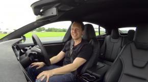 Кто кого: Tesla Model S против Audi RS6