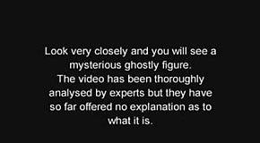 призрак в Лондонском метрo