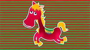 Конь Долбак