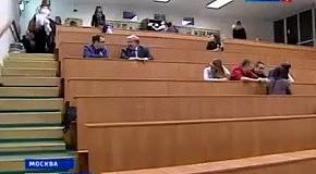 Студентки экономики отвечают на каверзные вопросы