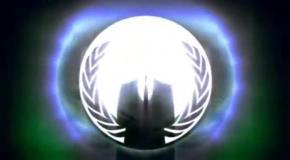 К украинскому правительству обратились хакеры из Anonymous