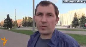 Журналист из Горловки рассказал о подробностях с
