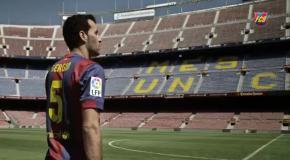 Все начинается снова: Барселона выпустила промо-ролик к новому сезону