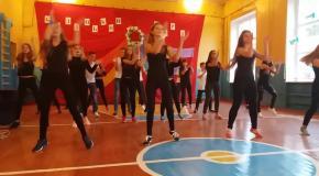 Андрушівська гімназія. Флешмоб