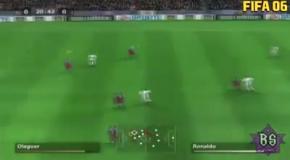 Как менялась компьютерная игра FIFA за 23 года