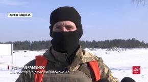 Перші снайпери піхоти в Україні провели видовищні навчання: з'явилось відео