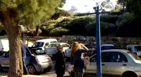 Израиль. г. Яффо  Ресторан 'Абулафия'  Панорама