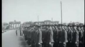 Парад Победы в Берлине 1945 года