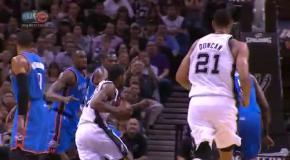 Топ-5 моментов NBA за 29 мая 2014