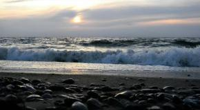 Летние Балтийские закаты ( слайд-шоу )
