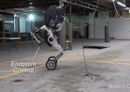 Boston Dynamics официально представила нового колесного робота Handle