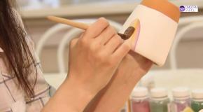 Художественная роспись керамики в технике майолика - Видеокурс. Online обучение, курс онлайн, бесплатное обучение.