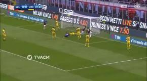 Калинич - первый гол