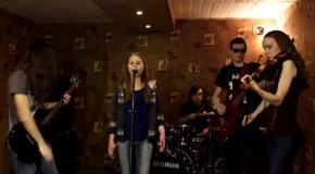 Добрый Шубинъ - Морок-грибы (experimental folk rock, gothic rock, female vocal)