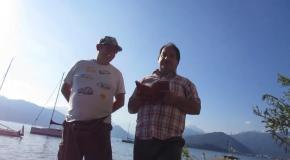День на озере радость жизни