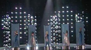 Евровидение 2010 - Milan Stankovich(Сербия) вторая репетиция