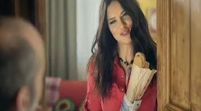 Adriana Lima в рекламе турецких джинсов Mavi