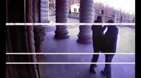 Как Янукович покидал Межигорье: видео эвакуации ценностей (камера №2)