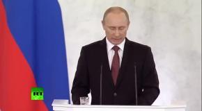 Путин За годы независимости власть достала украинцев