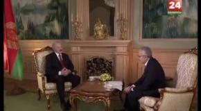 Александр Лукашенко - интервью программе «Шустер LIVE»
