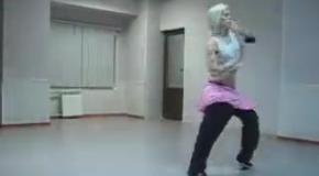 Танцевальный ролик-  Ольга Кода