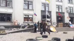 Взрыв в Луганской ОГА 2 июня: жертвы