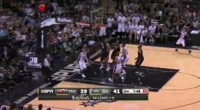 Топ-10 моментов NBA за 8 июня 2014