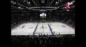 Словаки включили сталинский гимн СССР перед матчем с Россией