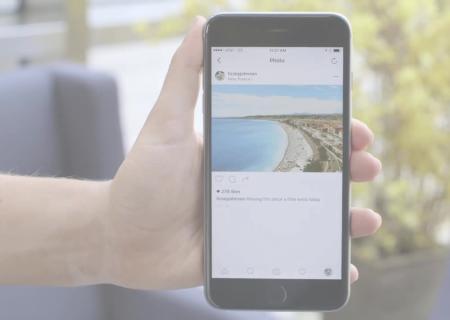 Социальная сеть Instagram запустил новейшую функцию поувеличению предметов фото ивидеороликов
