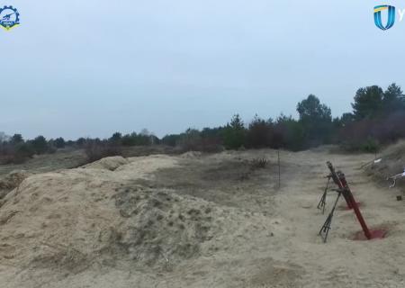 Огневые испытания минометов КБА-48М1 0:10