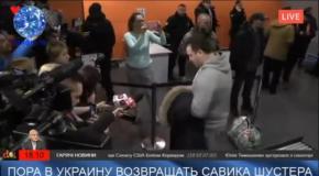 Міхеіла Саакашвілі затримали люди у камуфляжі