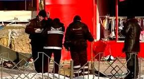 Взрывы в Макеевке  видео с места событий