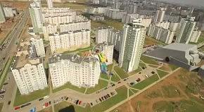 Прыжок с парашютом с 25-этажки