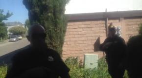 Суровая полиция калифорнии