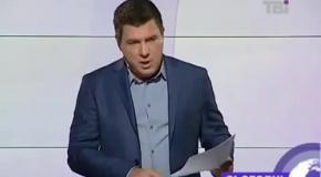 """Андрій Іллєнко - у програмі """"Сьогодні. Про головне"""" на """"ТВі"""""""
