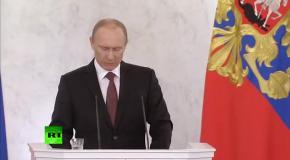 Легитимной власти на Украине до сих пор нет - Путин