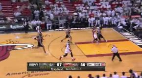 Топ-5 моментов NBA за 12 июня 2014