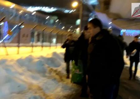 Шовковский вместе сКутеповой убегали от милиции ваэропорту Борисполь