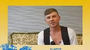""""""" Крута Україна """",  VJ Артур"""