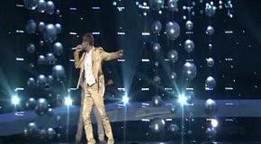 Евровидение 2010 - Michael von der Heide(Швейцария) первая репетиция, ч.1