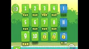 Прохождение Bad Piggies: Hidden Skull 1-9 уровень