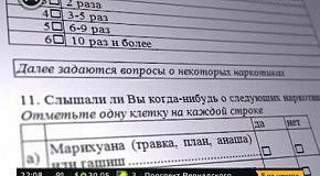 Анкета Минздрава для школьников шокировала родителей